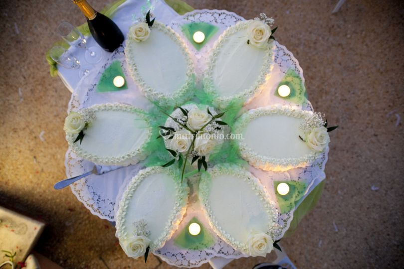 Torta Wedding Cake