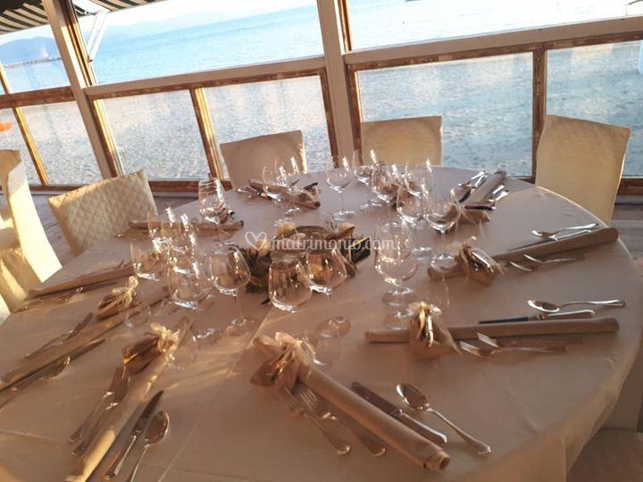 Il tavolo di ristorante oasi foto 13