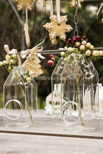 Allestimento Winter Wedding