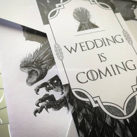 Wedding is coming - DiZeta Des
