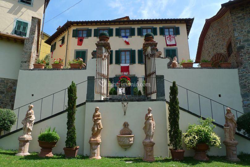 Palazzo Bove