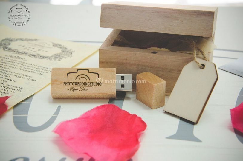 La Photowedding-USB