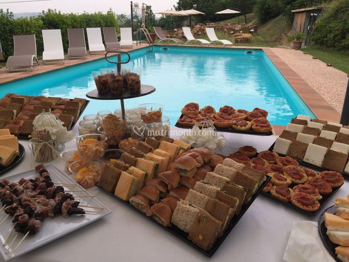 I castagnoni for Candele per piscina