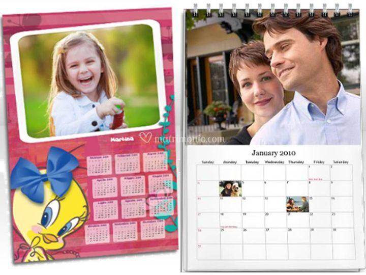 Esempi calendari