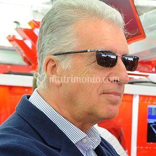 Piero Ferrari veste Chiussi