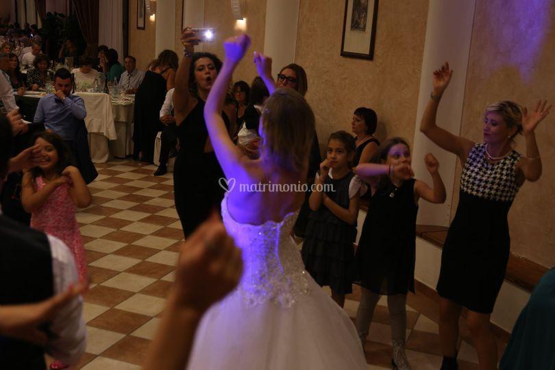 Sposa dance