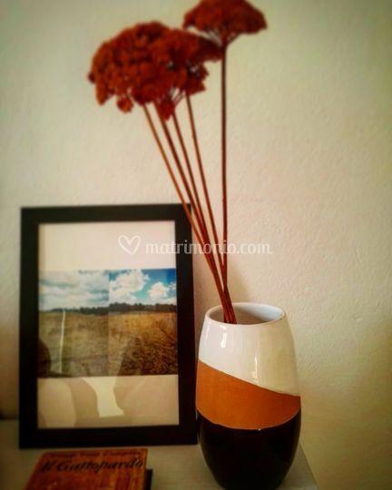 Vaso Design bicolore