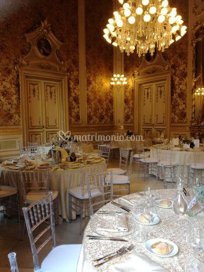 Sala palazzo manganelli