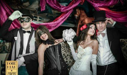 Bohemian Circus & Weddings 1