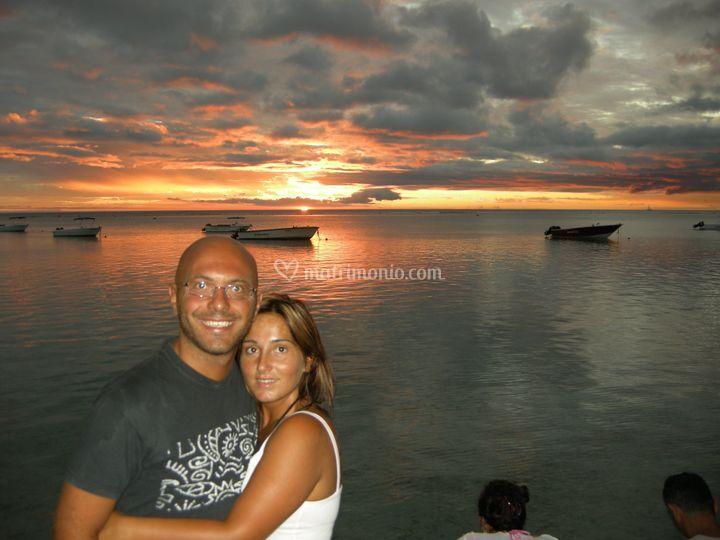 Daniele ed Emanuela Seychelles