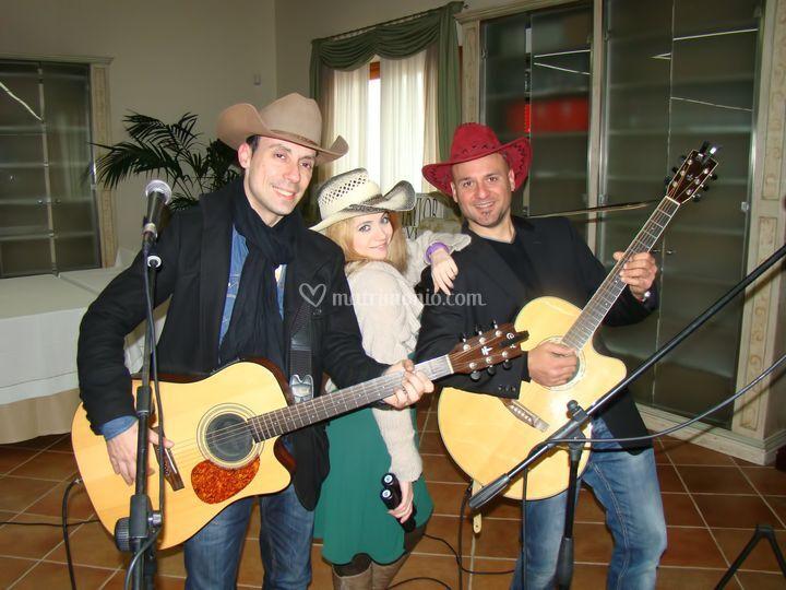 Formazione Country trio