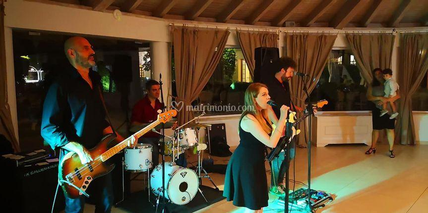 White Wedding Band