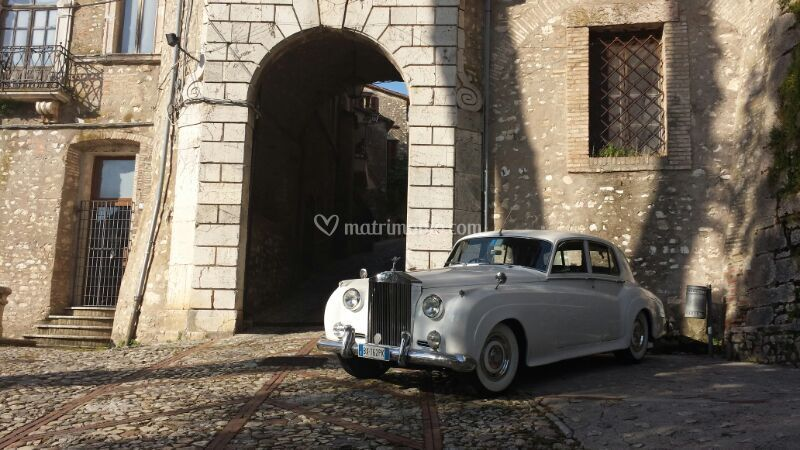 Rolls royce silver cloud s1