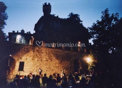 Facciata Castello di Castellengo