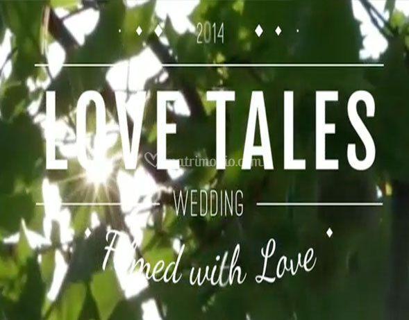 Love tales video sposi