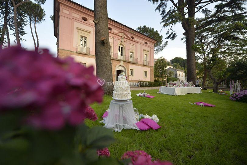 Allestimento giardino di villa beatrice foto 6 - Allestimento giardino ...
