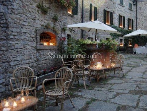 Matrimonio Nella Toscana : Matrimonio in stile campagna toscana