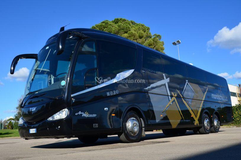 Autobus 64 posti comfort