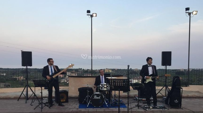 Live @ Palazzo Locri
