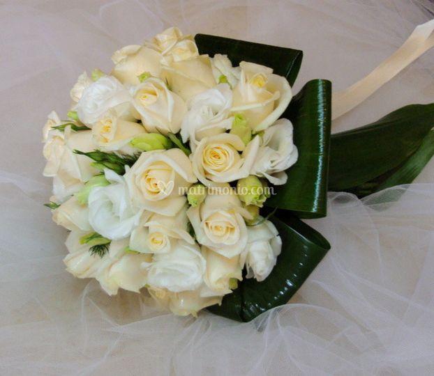 Lavoretti Di Natale Wikipedia.Bouquet Sposa Con Rose Bouquet Sposa Con Rose Segnaposto