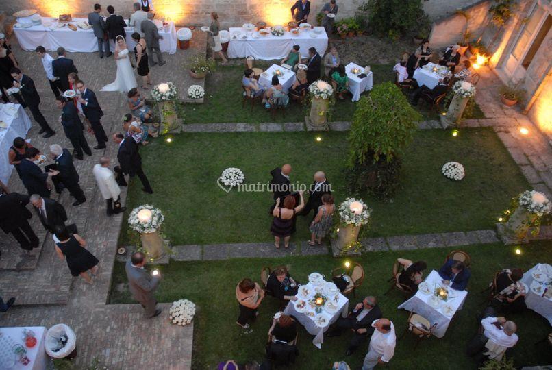 Matrimonio catering