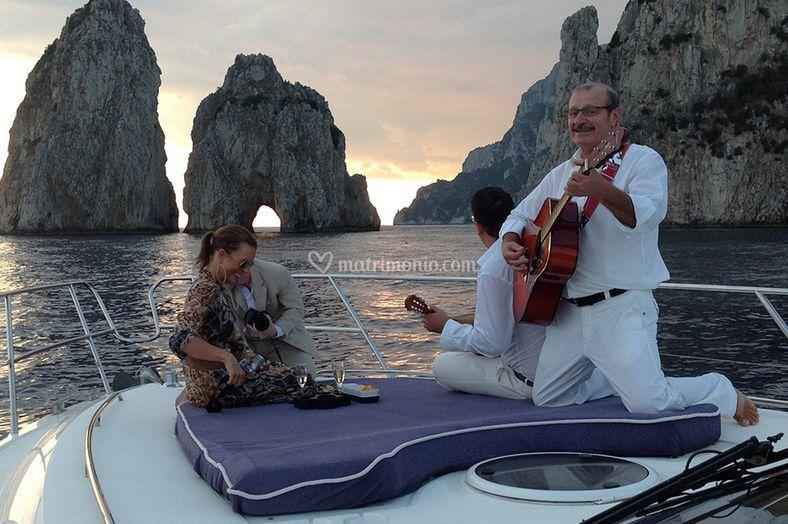 Musica in Barca