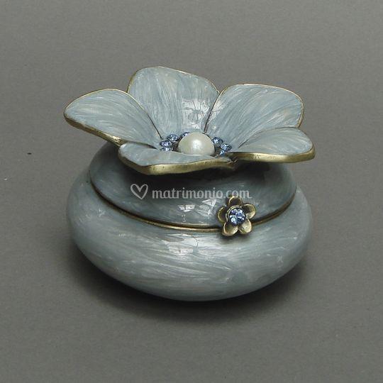 Flower box bomboniera