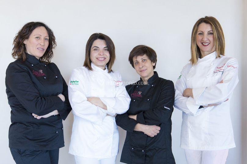 Le Chef (e mogli dei titolari)