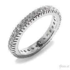 Fede con diamanti garantiti