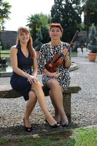 Serena e Barbara