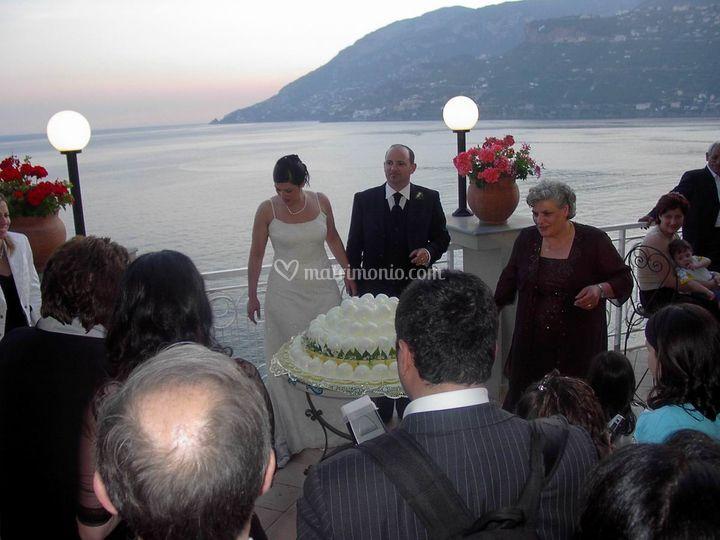 Sposi ad Amalfi