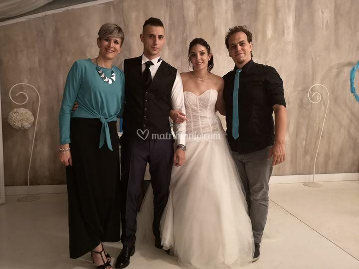 Pam & Ale -Ilenia e Alessandro