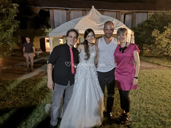 Pam & Ale - Valentina e Matteo