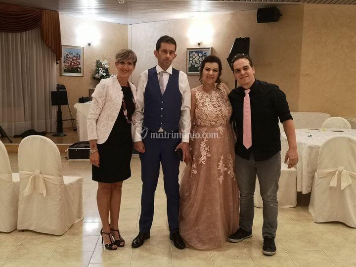 Pam & Ale - Nina e Enrico