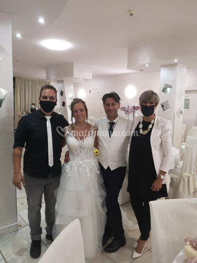 Pam & Ale - Lara & Antonio