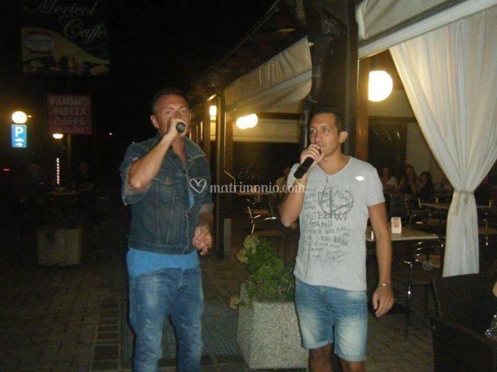 Karaoke insieme