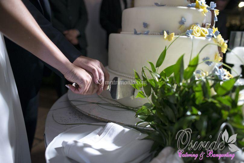 Wedding i Osiride Style