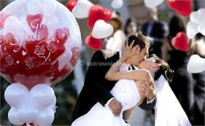 Palloncini e lanterne - Decorazioni matrimonio palloncini ...