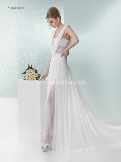 Coll F. B. Wedding dresses
