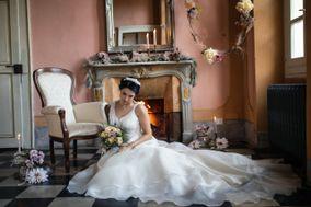 Foglio Bianco Abiti da Sposa