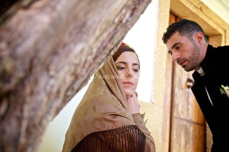 Sposa tradizione sarda