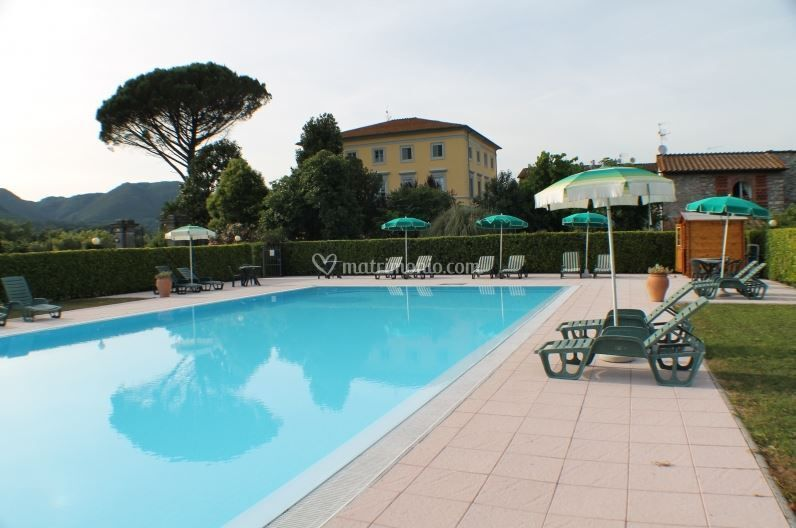 Villa Pardi Lucca