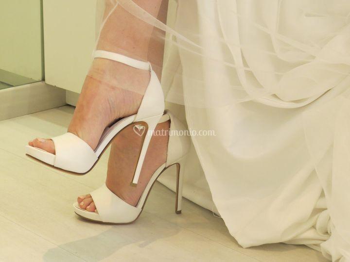 La finezza fatta a scarpa