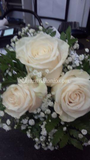 Bouquet rose avalanche