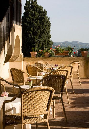 Terrazza Hotel Torre di Bellosguardo
