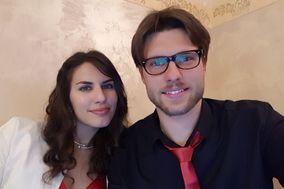 Martina Barani e Dj Andrea