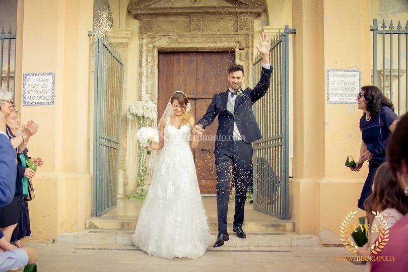 Matrimonio Canneto Gallipoli