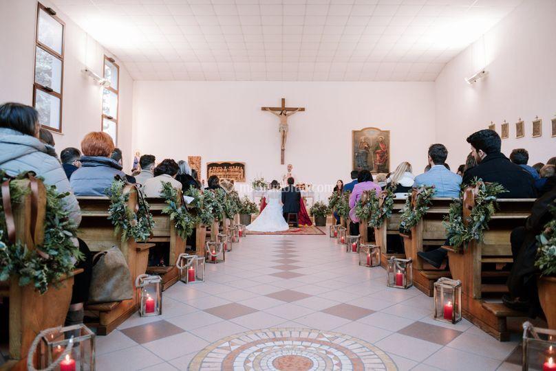 Dettaglio chiesa