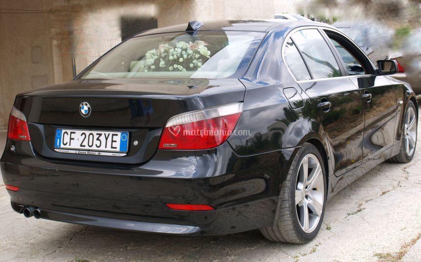BMW Serie 5 retro