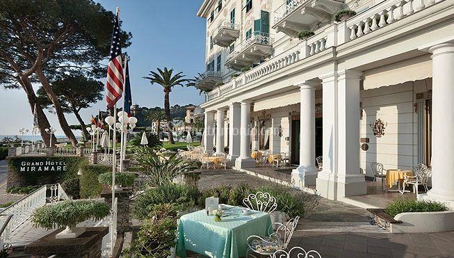 Hotel Miramare Santa Margherita Matrimonio